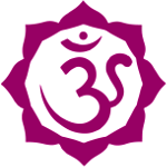 site logo: om on lotus ® registered trademark